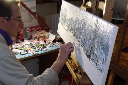 le peintre 3